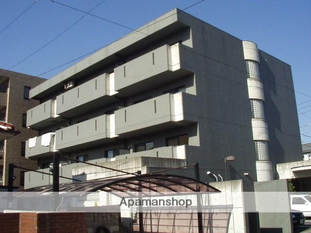 愛知県春日井市、高蔵寺駅徒歩15分の築22年 4階建の賃貸マンション
