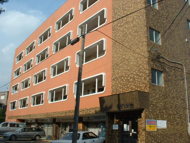 愛知県名古屋市守山区、新守山駅徒歩15分の築45年 5階建の賃貸マンション