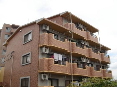 愛知県春日井市、勝川駅徒歩20分の築11年 4階建の賃貸マンション