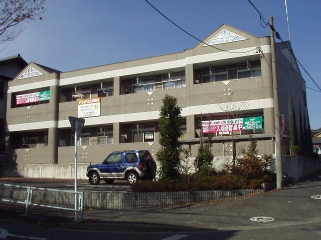 愛知県春日井市、高蔵寺駅名鉄バスバス15分押沢台5丁目下車後徒歩4分の築19年 2階建の賃貸アパート