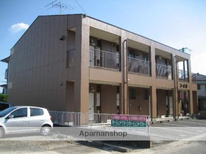 愛知県春日井市、春日井駅徒歩5分の築27年 2階建の賃貸アパート