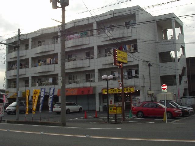 愛知県春日井市、味鋺駅徒歩6分の築25年 4階建の賃貸マンション