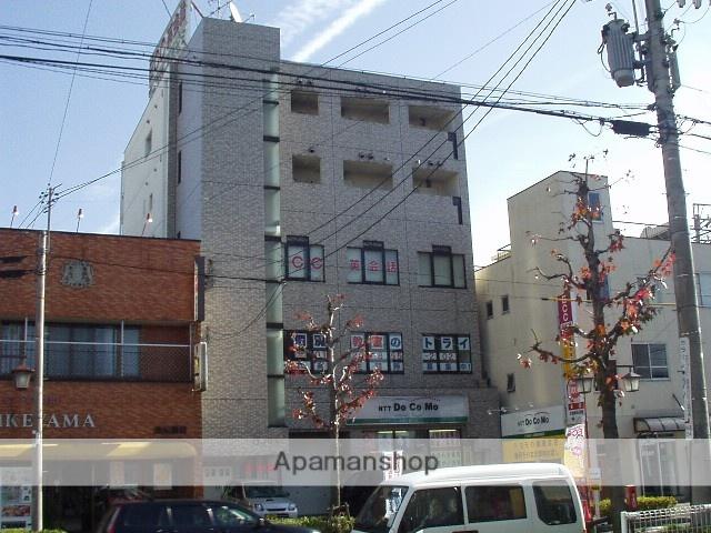 愛知県春日井市、高蔵寺駅徒歩2分の築26年 5階建の賃貸マンション