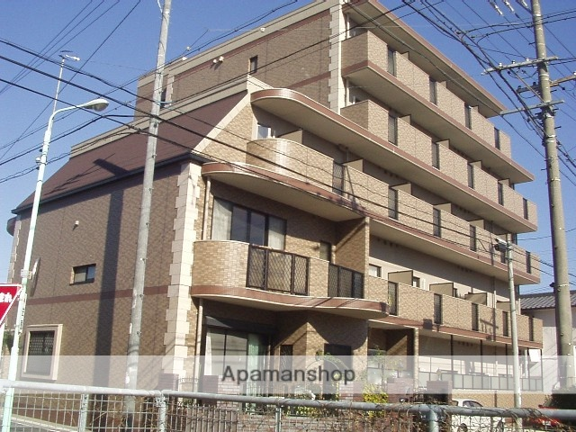 愛知県名古屋市守山区、瓢箪山駅徒歩4分の築13年 5階建の賃貸マンション