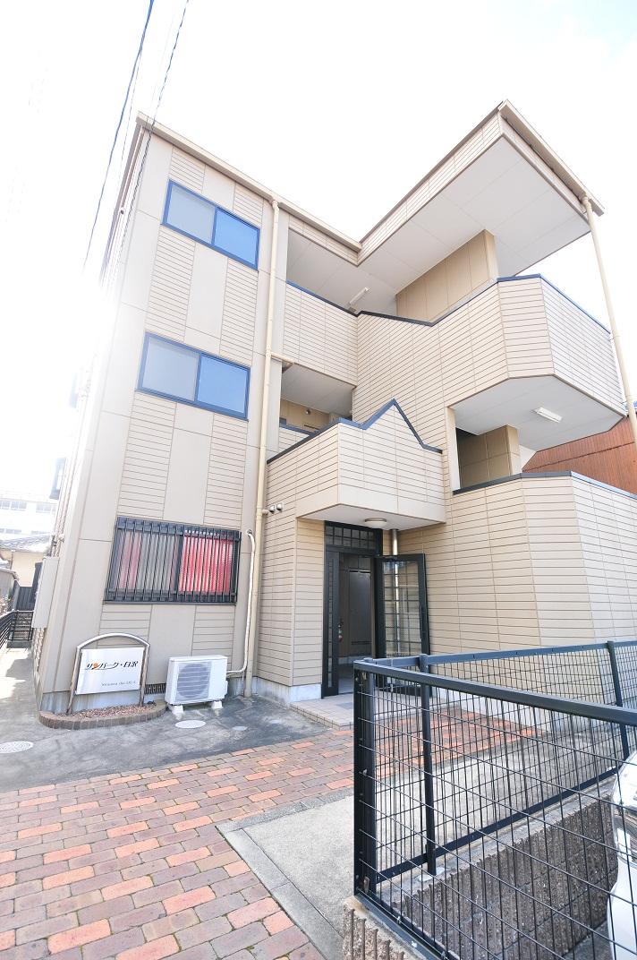 愛知県名古屋市守山区、新守山駅徒歩30分の築12年 3階建の賃貸マンション