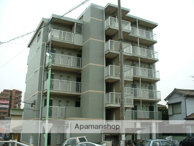 愛知県名古屋市守山区、大森・金城学院前駅徒歩3分の築21年 6階建の賃貸マンション
