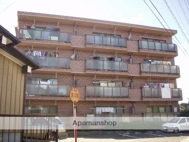 愛知県春日井市、勝川駅徒歩16分の築26年 4階建の賃貸マンション