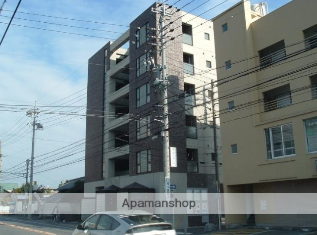 愛知県名古屋市守山区、守山自衛隊前駅徒歩1分の築14年 6階建の賃貸マンション