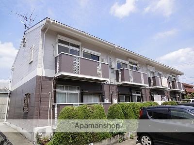 愛知県名古屋市守山区、喜多山駅徒歩29分の築24年 2階建の賃貸アパート