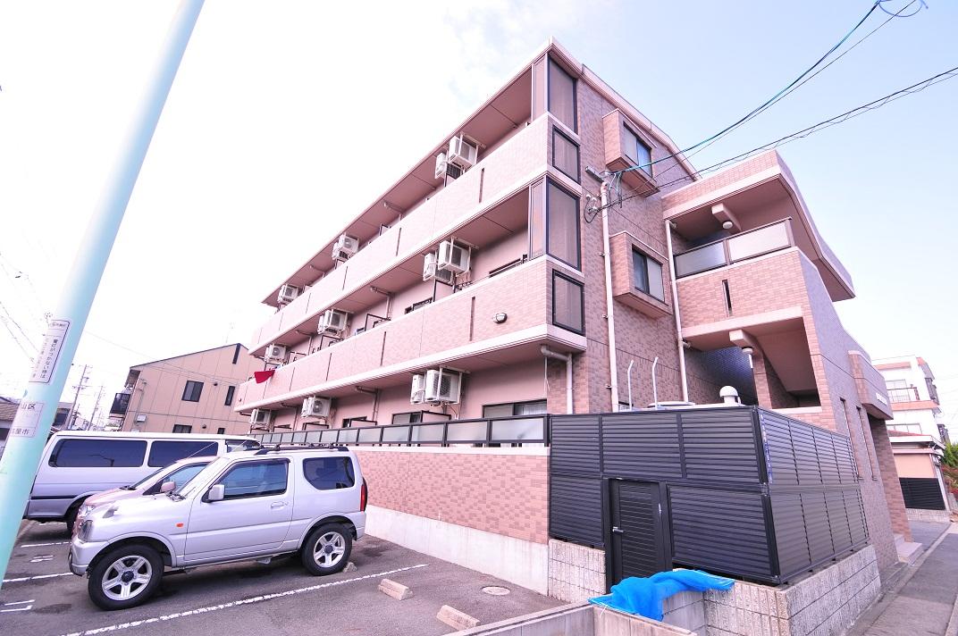 愛知県名古屋市守山区、新守山駅徒歩10分の築15年 3階建の賃貸マンション