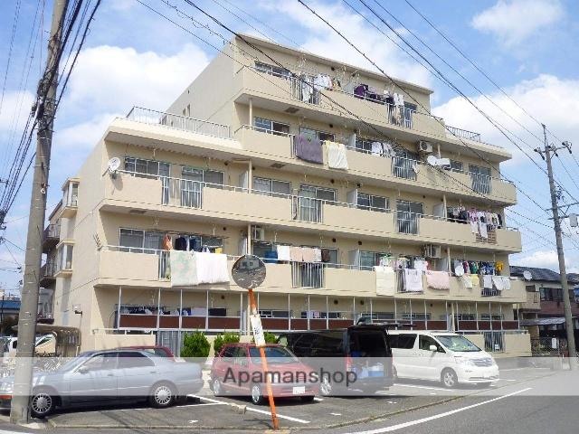 愛知県名古屋市守山区、新守山駅徒歩13分の築26年 5階建の賃貸マンション