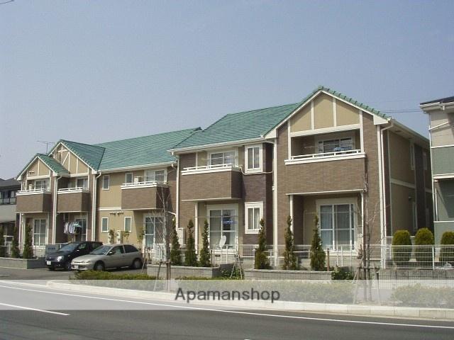 愛知県春日井市、高蔵寺駅徒歩9分の築14年 2階建の賃貸アパート