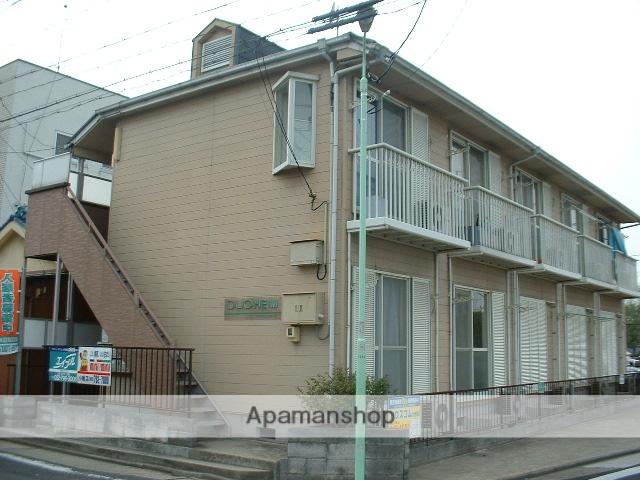 愛知県名古屋市守山区、新守山駅徒歩15分の築24年 2階建の賃貸アパート