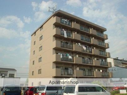 愛知県春日井市、勝川駅徒歩30分の築22年 6階建の賃貸マンション