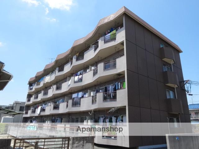 愛知県名古屋市守山区、新守山駅徒歩8分の築40年 4階建の賃貸マンション