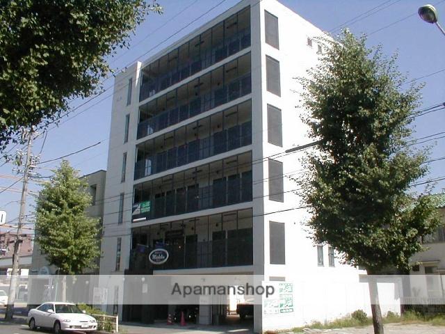愛知県名古屋市守山区、守山自衛隊前駅徒歩5分の築28年 6階建の賃貸マンション