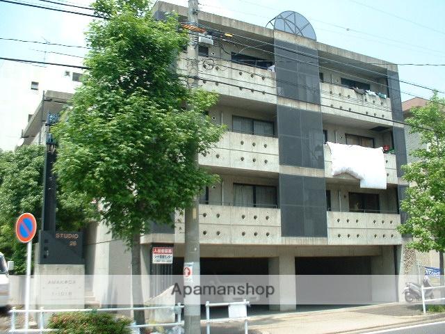 愛知県名古屋市守山区、大森・金城学院前駅徒歩22分の築29年 4階建の賃貸マンション