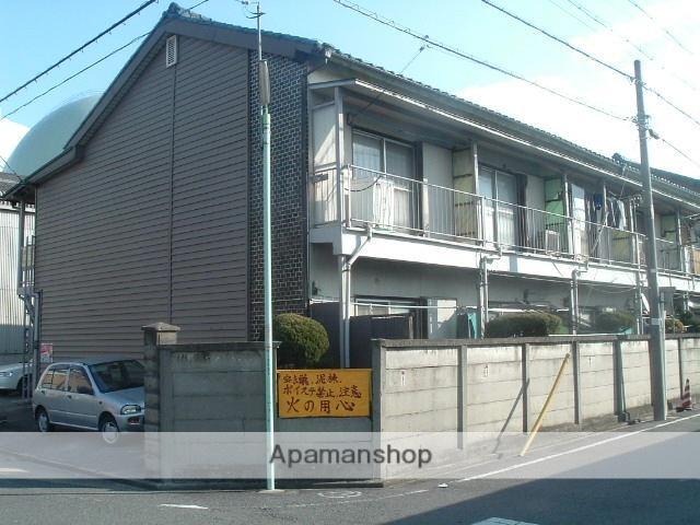 愛知県名古屋市守山区、新守山駅徒歩14分の築35年 2階建の賃貸アパート