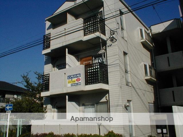 愛知県名古屋市守山区、新守山駅徒歩3分の築28年 3階建の賃貸マンション