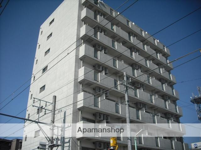愛知県名古屋市守山区、瓢箪山駅徒歩3分の築9年 9階建の賃貸マンション