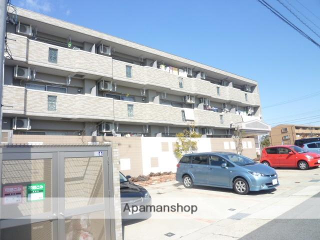 愛知県名古屋市守山区、神領駅徒歩25分の築9年 3階建の賃貸マンション