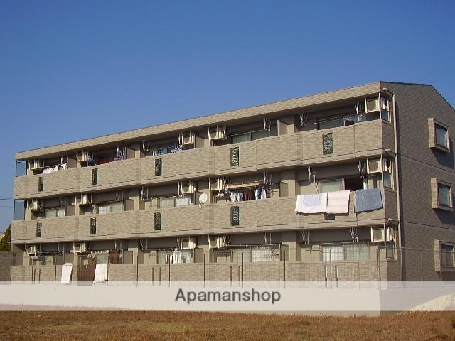愛知県名古屋市守山区の築10年 3階建の賃貸マンション