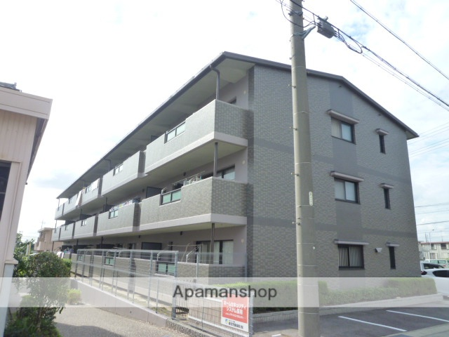 愛知県名古屋市守山区、新守山駅徒歩27分の築16年 3階建の賃貸マンション