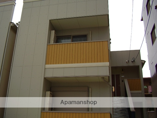 愛知県名古屋市守山区、新守山駅徒歩4分の築11年 2階建の賃貸アパート