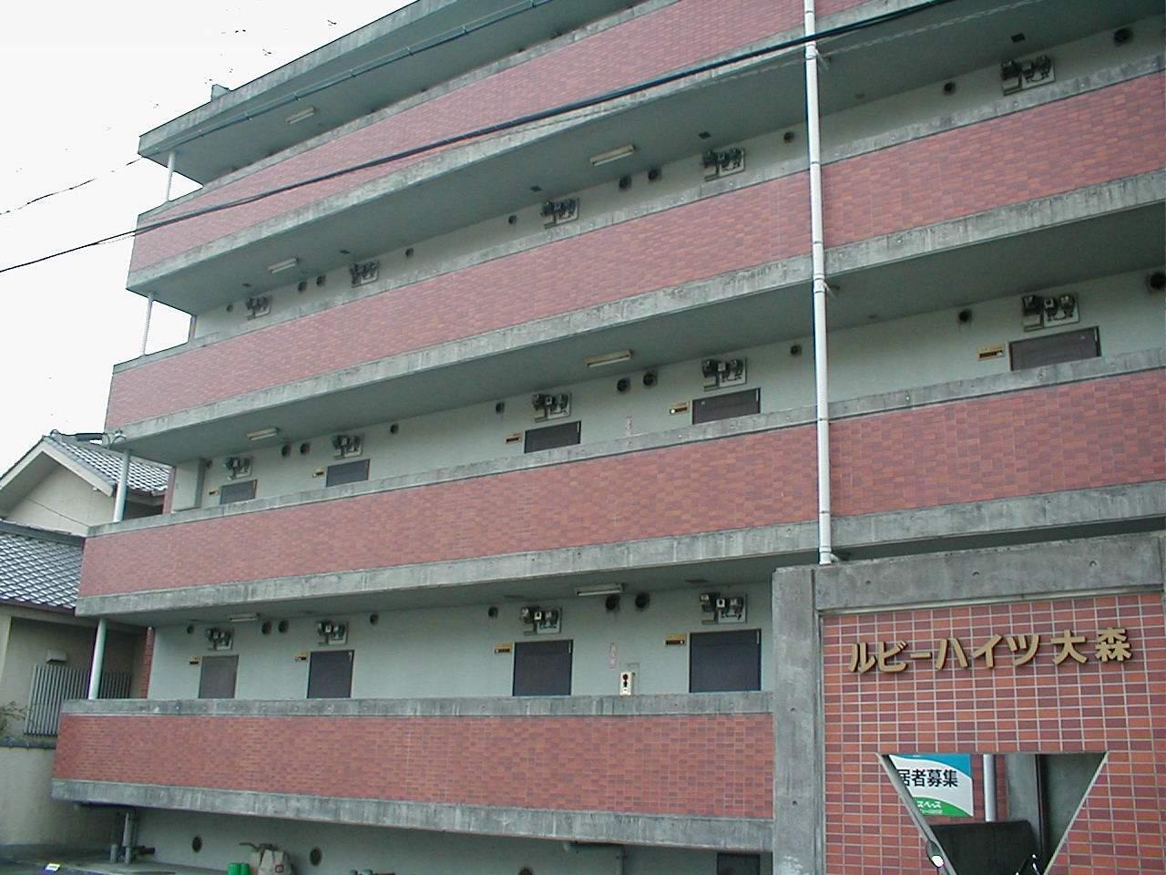 愛知県名古屋市守山区、大森・金城学院前駅徒歩3分の築30年 4階建の賃貸マンション