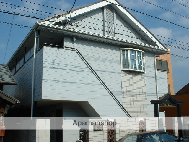 愛知県名古屋市守山区、守山自衛隊前駅徒歩6分の築28年 2階建の賃貸アパート