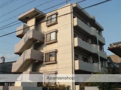 愛知県名古屋市守山区、喜多山駅徒歩22分の築28年 4階建の賃貸マンション