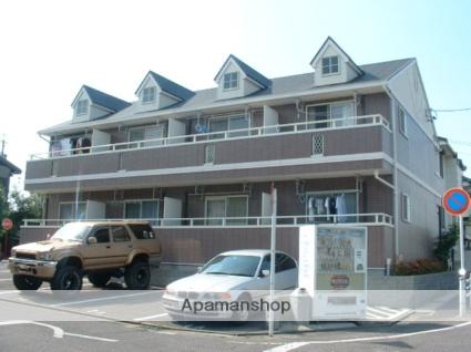愛知県尾張旭市、三郷駅徒歩14分の築18年 2階建の賃貸アパート