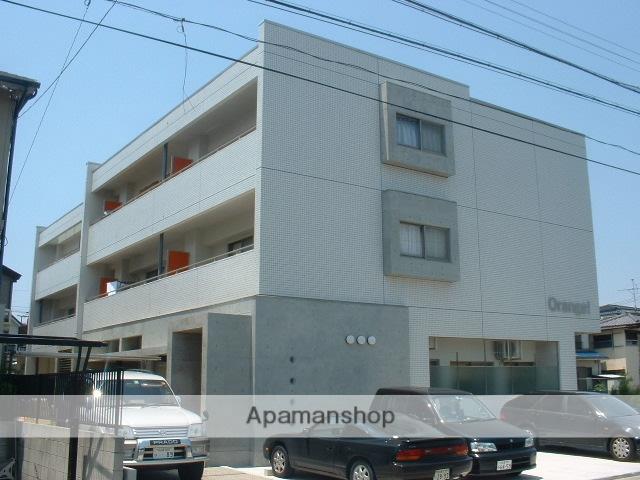 愛知県名古屋市守山区、新守山駅徒歩7分の築14年 3階建の賃貸マンション