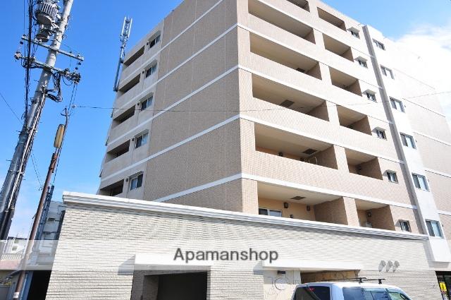 愛知県名古屋市守山区、小幡駅徒歩2分の築10年 7階建の賃貸マンション