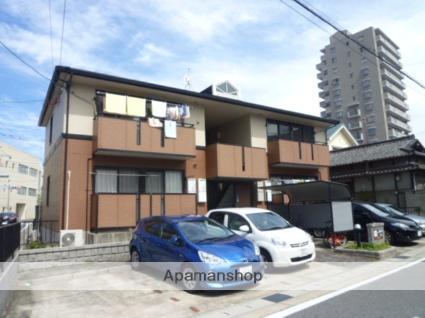 愛知県名古屋市守山区、守山自衛隊前駅徒歩6分の築21年 2階建の賃貸アパート
