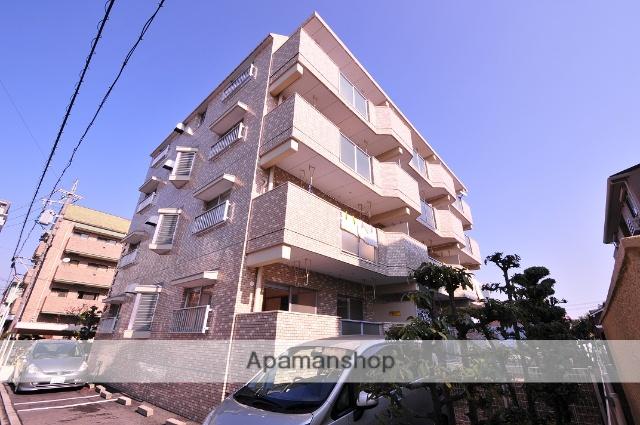 愛知県名古屋市守山区、新守山駅徒歩3分の築28年 4階建の賃貸マンション