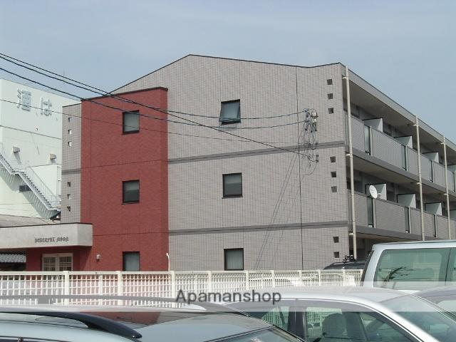 愛知県名古屋市守山区、新守山駅徒歩13分の築13年 3階建の賃貸マンション