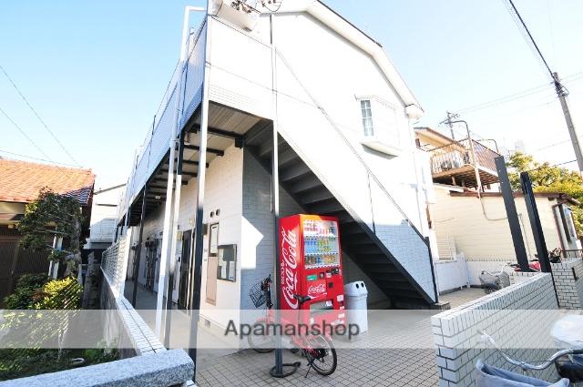 愛知県名古屋市守山区、守山自衛隊前駅徒歩8分の築28年 2階建の賃貸アパート