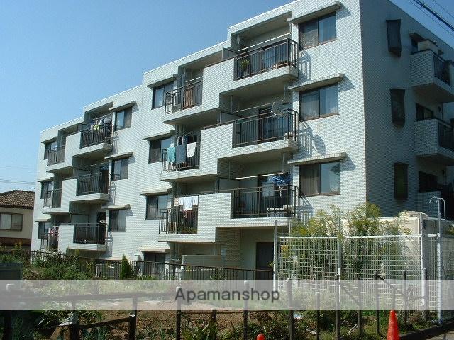 愛知県名古屋市守山区、大森・金城学院前駅徒歩5分の築30年 4階建の賃貸マンション