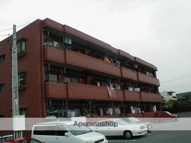 愛知県名古屋市守山区、小幡駅徒歩14分の築22年 3階建の賃貸マンション