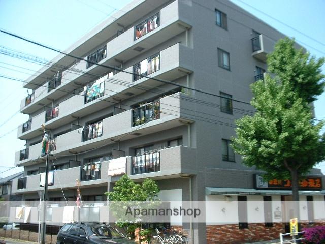 愛知県名古屋市守山区、瓢箪山駅徒歩18分の築18年 5階建の賃貸マンション
