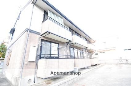 愛知県名古屋市守山区の築22年 2階建の賃貸テラスハウス