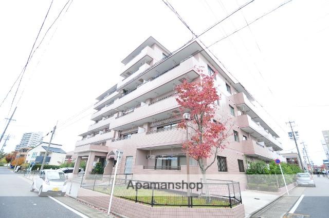 愛知県名古屋市守山区、新守山駅徒歩9分の築25年 6階建の賃貸マンション
