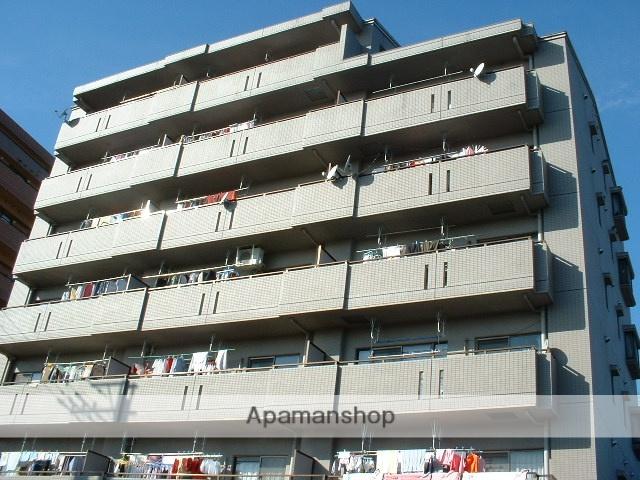 愛知県名古屋市守山区、喜多山駅徒歩15分の築23年 7階建の賃貸マンション