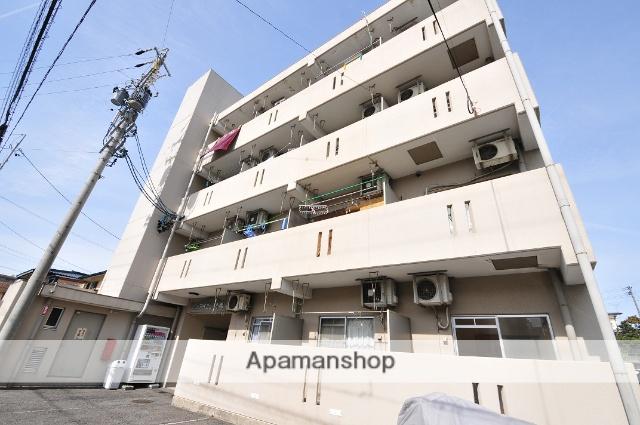 愛知県名古屋市守山区、守山自衛隊前駅徒歩12分の築27年 4階建の賃貸マンション