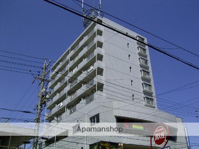 愛知県尾張旭市、尾張旭駅徒歩20分の築25年 10階建の賃貸マンション