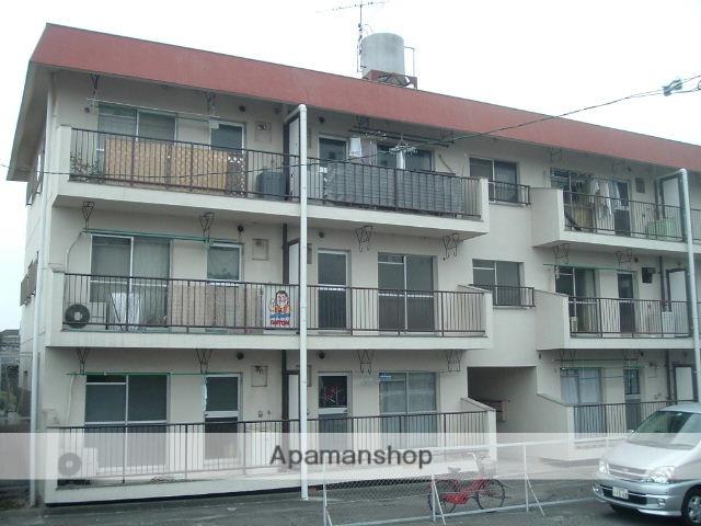 愛知県名古屋市守山区、新守山駅徒歩15分の築43年 3階建の賃貸マンション