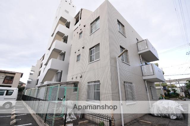 愛知県名古屋市守山区、守山自衛隊前駅徒歩4分の築27年 6階建の賃貸マンション