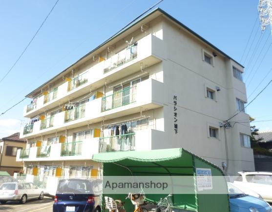 愛知県名古屋市守山区、瓢箪山駅徒歩7分の築33年 4階建の賃貸マンション