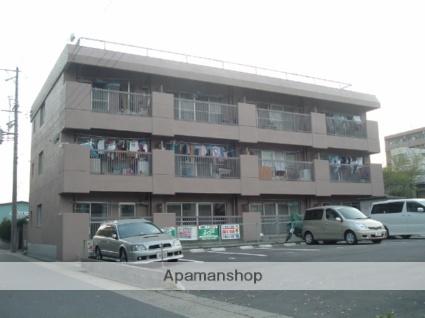 愛知県名古屋市守山区、大森・金城学院前駅徒歩10分の築36年 3階建の賃貸マンション